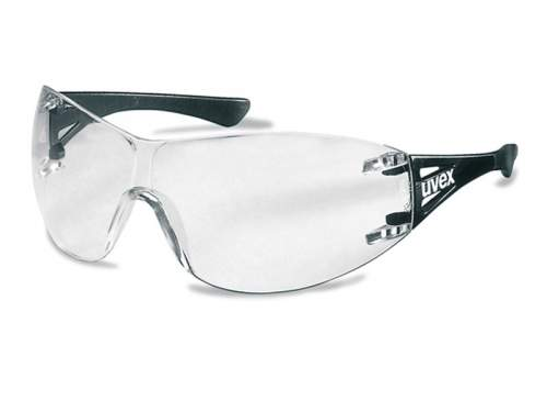 Occhiali Uvex X-Trend Nero - Lente Trasp. 355599