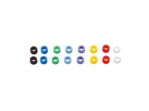 Code Ring Giallo 50Pz Cd20 Inline