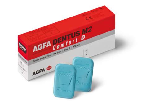 Rx Agfa Dentus M2 2X3 100Pz
