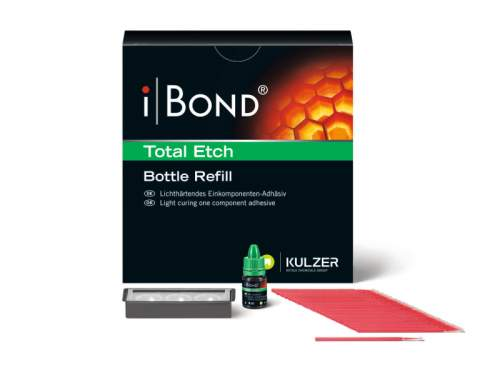 Ibond Total Etch Flacone 1X4Ml,50 Tips 66040094