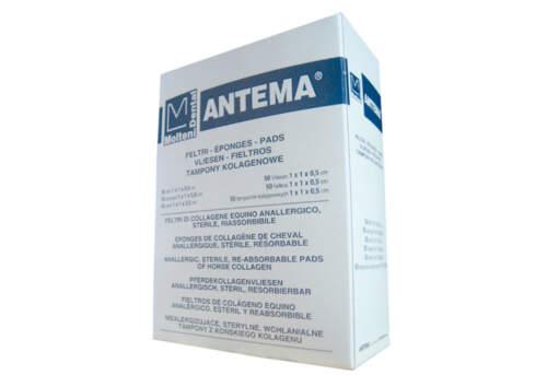 Antema Collagene Blister 50Pz.1X1Cm 17-T