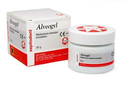 Alveogyl Vasetto 10Gr. Septodont 5712U