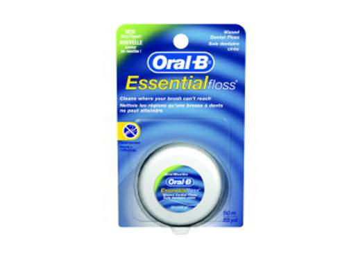 Essential Floss Non Cerato 50Mt 75040807 Oral-B