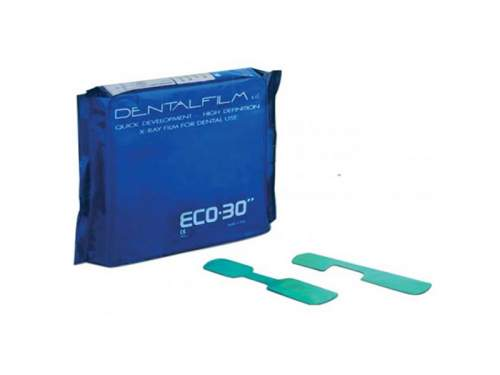 Rx Dentalfilm Eco-30 50Pz