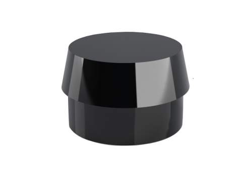 Cappette Micro Nere 043Clm 6Pz