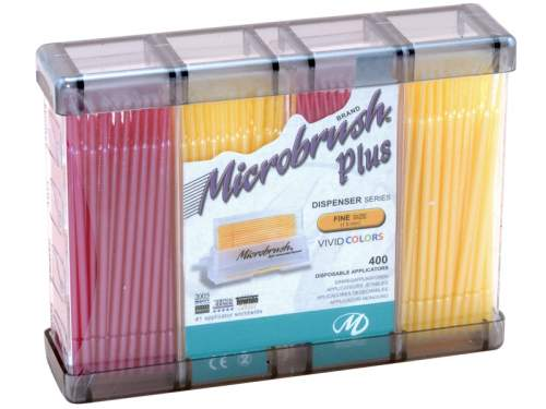 Microbrush Plus Fine 467/3 Ric.400Pz. Per Dispenser