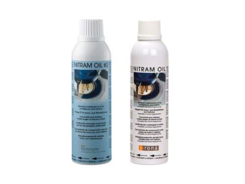 Nitram Olio Dac Fino Mtr.13999 Display Verde 6086628(701030)