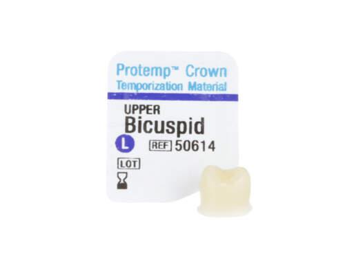 Protemp Crown Premolare Inf. 5Pz. 50616