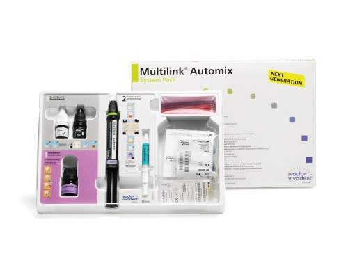Multilink Automix System Pack Giallo Easy 627473Ww