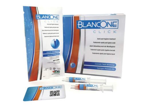 Blancone Click Sbiancante 10 Trattamenti Post Igiene 013000
