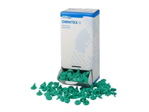 Guaine Coniche Omnitex C Verdi 500Pz 30 .z0011