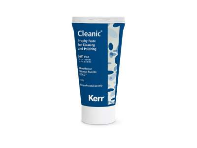 Cleanic Prophy Paste Gusto Menta Senza Fluoro 3183 Tubo 100G
