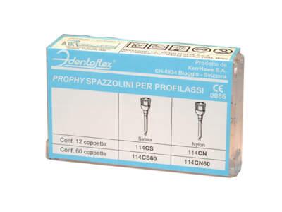 Spazzolini Nylon 114Cn60 60Pz. Identoflex