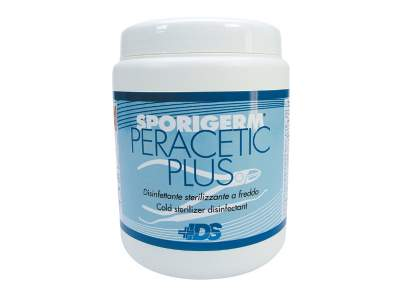 Peracetic Plus Barattoli 2X500Gr 502002