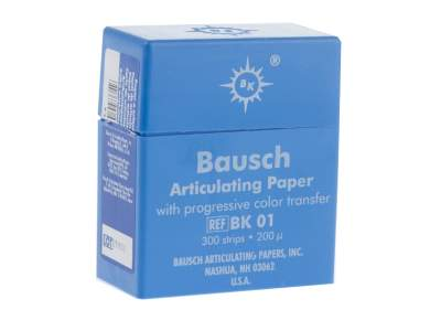 Carta Art.bausch Box 300 Blu  Bk01