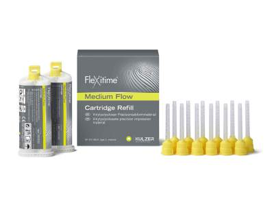 Flexitime Medium Flow 2X50Ml Ric 66041062S