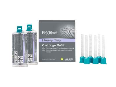 Flexitime Heavy Tray 2X50Ml 66002193S