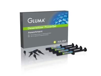 Gluma Desensitizer Power Gel (4 Sir.x1Gr.) 66043451