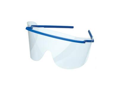 Occhiali Protettivi + 30 Occhiali R56 Bianco Larident