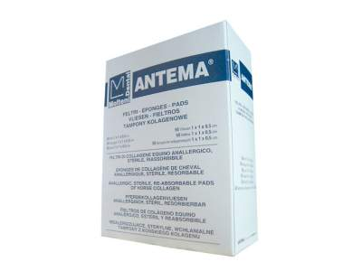Antema Collagene Blister 50Pz.1X1Cm 17-T