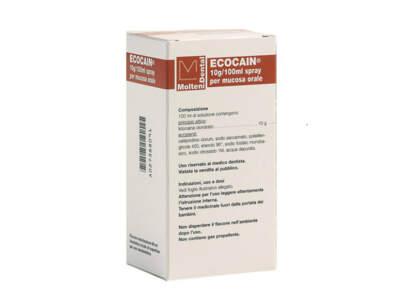 Ecocain Nebulizzatore 524-T