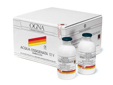 Acqua Ossigenata 12V Flac.250Ml Dc015002 Ogna