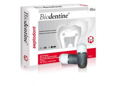 Biodentine (15 Cps+15 Ampolle Monodose) 5470N Septodont