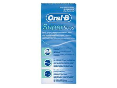 Super Floss 50 Fili 13265224 Oral-B