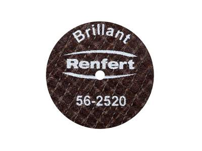 Dynex Brillant 20X0,25Mm 10Pz 56-2520 Renfert