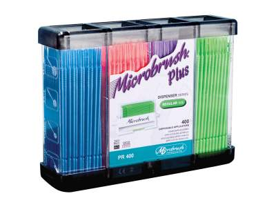 Microbrush Plus Reg.467/2 Ric.400Pz. Per Dispenser
