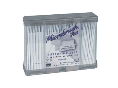 Microbrush Plus Super Fine 467/6 Ric.400Pz Per Dispenser
