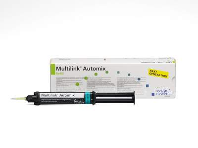 Multilink Automix Refill 9Gr Giallo Easy 615217Ww