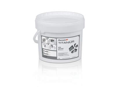 Titanium 5Kg.+2 Indurente Gel Zhermack C400818