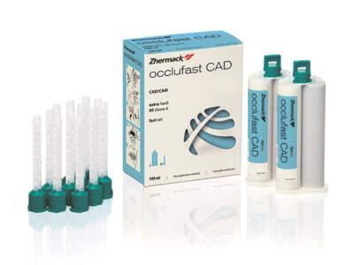 Occlufast Cad 2X50Ml + 12 Puntali Medi C200800