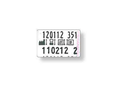 Rotolo Etichette Per Mark 1 E 3 (3 Conf. 600 Pz.) 7191.30