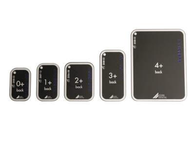 Pellicole Fosfori Plus 2,7X5,4 Size 3 2Pz. 2130-043-50